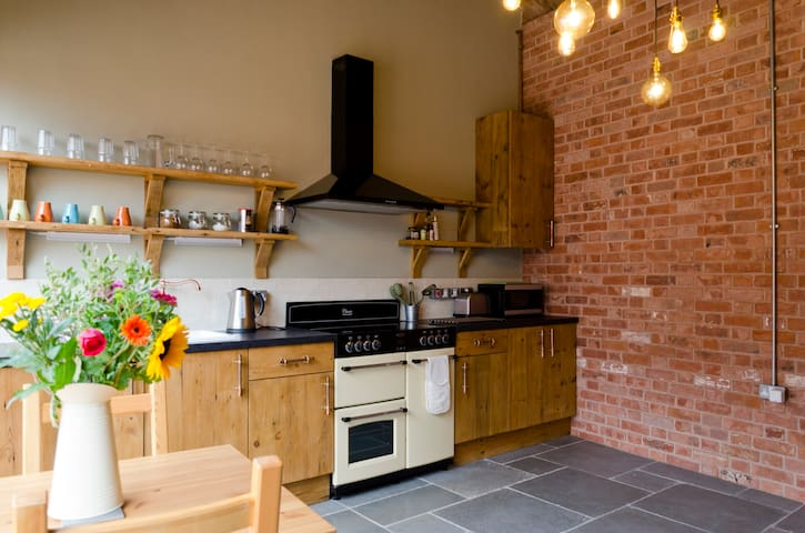 Stunning Stables Conversion in Devon - Crediton  - Rumah