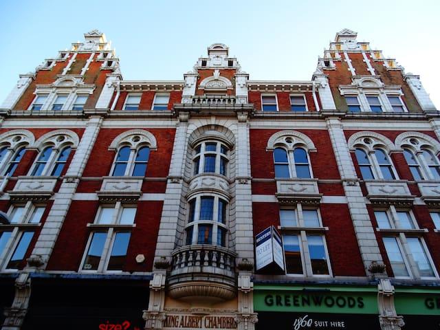 Heart of the City - Hull - Departamento