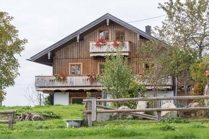Seekar - Wackersberg - Daire
