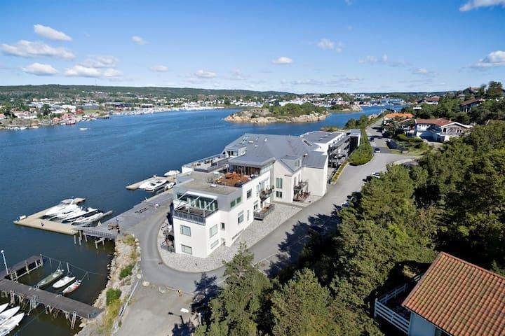 Leilighet i Fastningsvei - Fredrikstad - Appartement