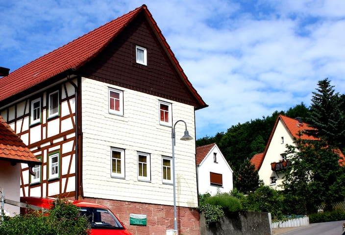Ferienhaus Kiewitt Neidhartshausen - Neidhartshausen - Hus