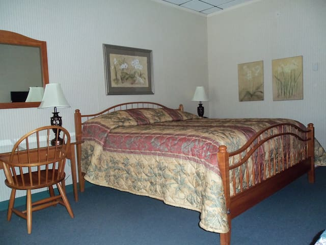 The Depot Square Inn - Room 525 - Watertown