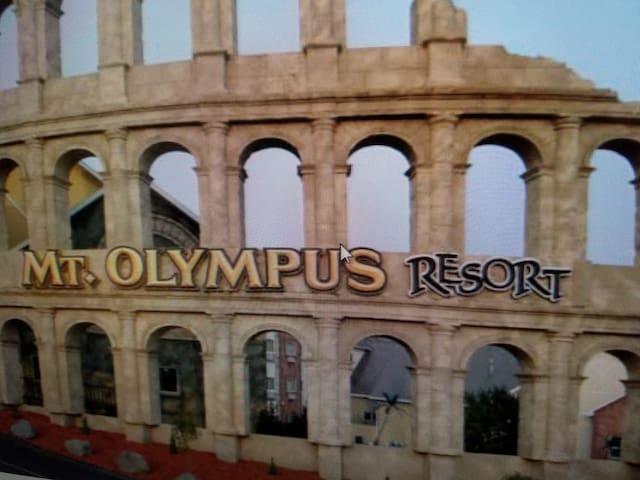 Mount Olympus Odyssey Dells - Wisconsin Dells - Pis