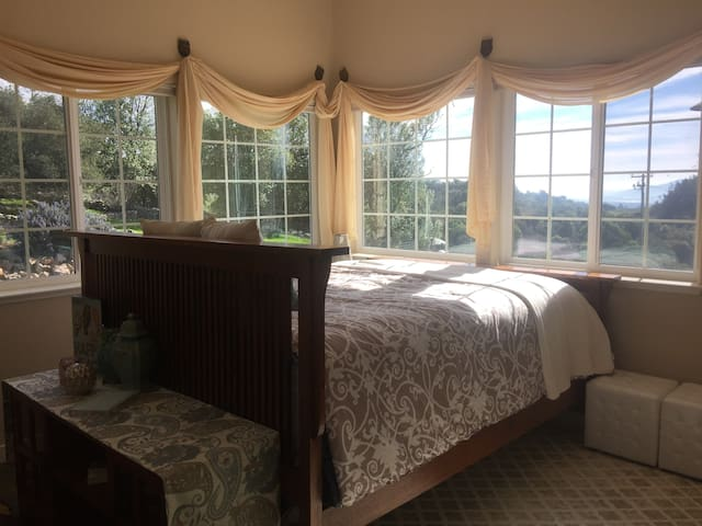 Sonoma Mountain Terrace-Milk House - Penngrove - Appartement