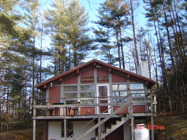 Take Over Tamarack Lodge in Easton! - Franconia - Casa