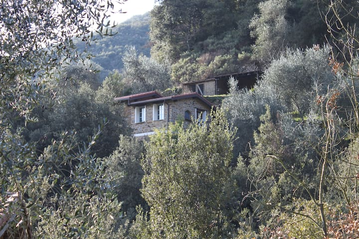Vinazza, een paradijs in Italie! - Bajardo - Huis