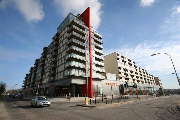 Luxury Apartments Mk - Milton Keynes - Wohnung