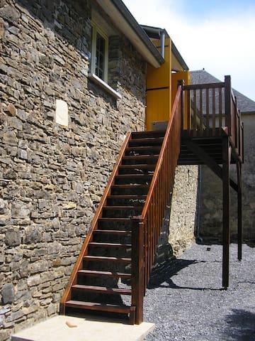 Ruim vakantiehuis Frans Baskenland - Barcus - Departamento