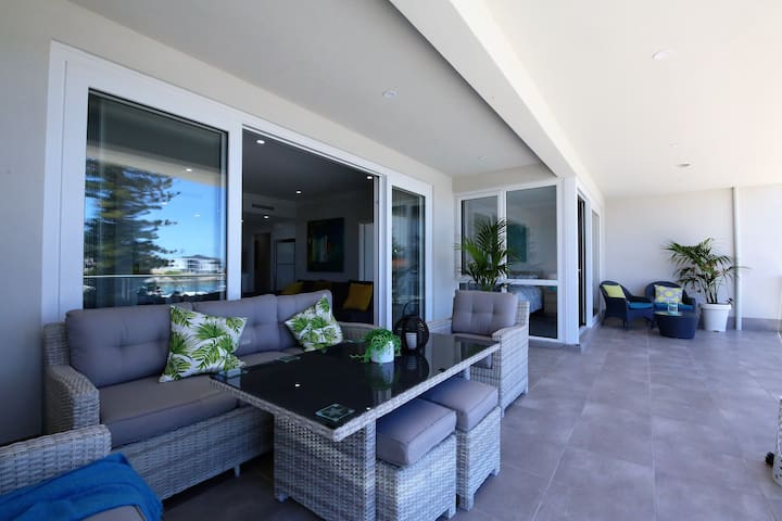 Marina Views Luxury Apartment @ Boardwalk Apts - Mindarie - Appartement