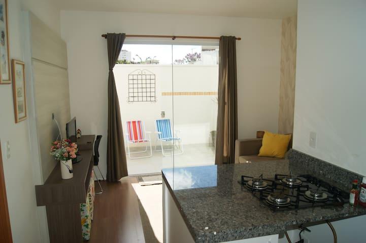 Apartamento novo no centro de Poços de Caldas - Poços de Caldas - Apartment