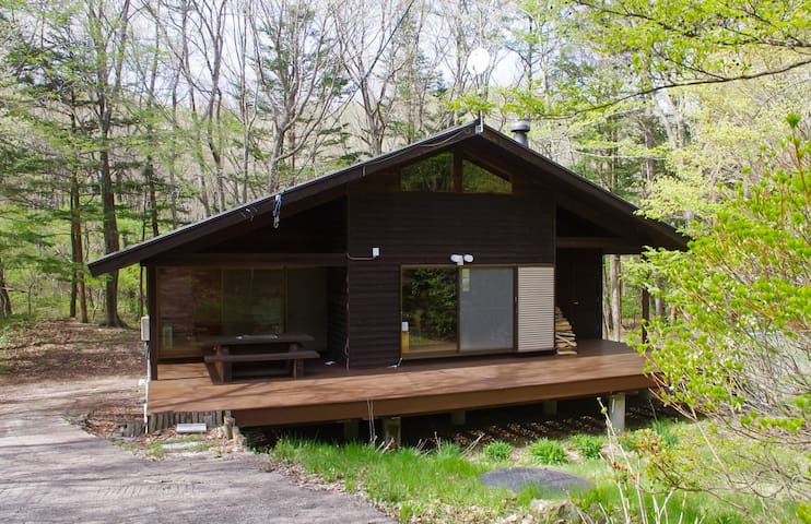 Small cottage in the forest - Karuizawa - Huvila