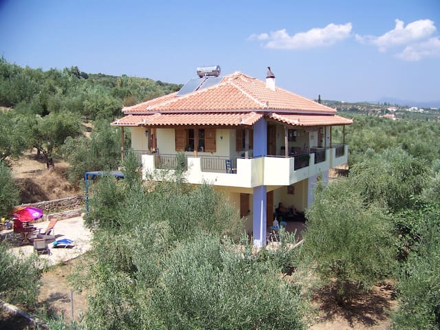 Villa Koroni, the place to be! - Koroni, Messinia - Departamento