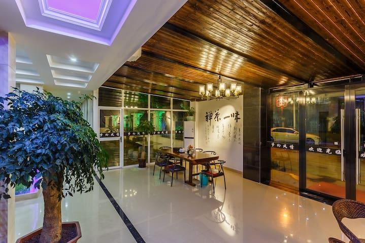 乌镇东栅西栅风景区公寓式酒店 - Jiaxing - Appartement en résidence