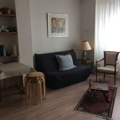 Petit appartement indépendant - Saint-Claude - Appartement
