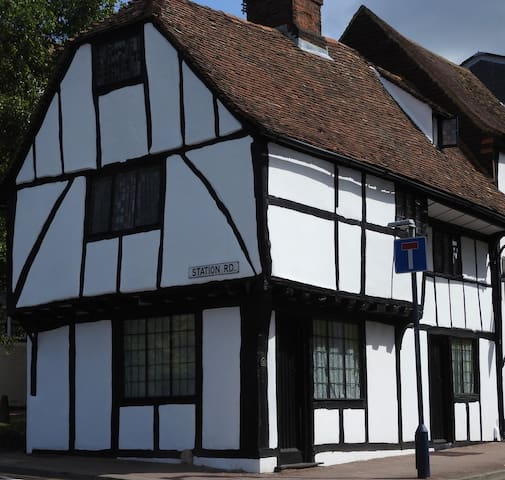 Lovely medieval timber framed cottage - Maidstone - Rumah