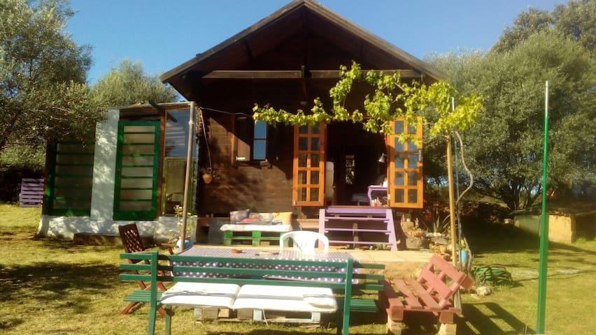Villa kunterbunt - Valverde del Camino - Hus