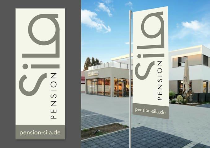 Familiengeführte Pension SiLa - Groß-Umstadt - Huis