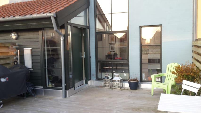 Lejlighed i centrum af Hillerød - Hillerød - Appartement