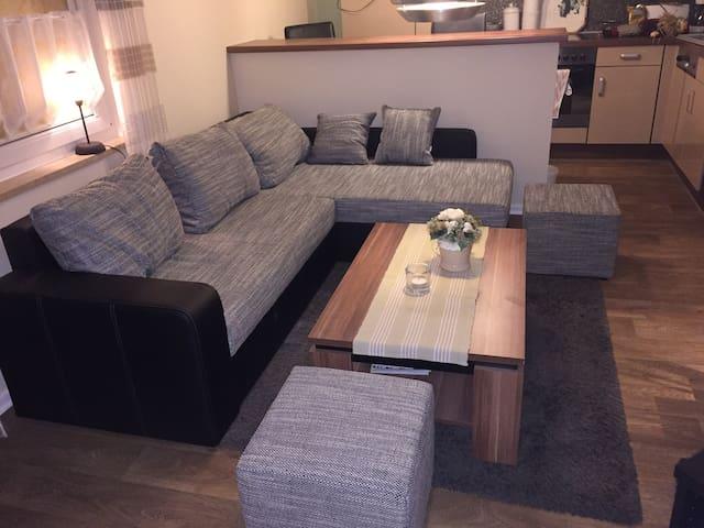 Nordsee Ferienwohnung für 2 Pers - Wangerland - Apartamento