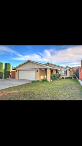 A house in the green hill - Chino Hills - Casa