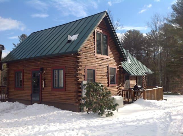 Cowshed Cabin farm - West Windsor - Casa de campo
