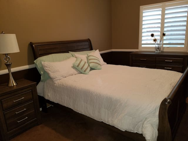 Private room, Beaumont, Ca. - Beaumont - Hus