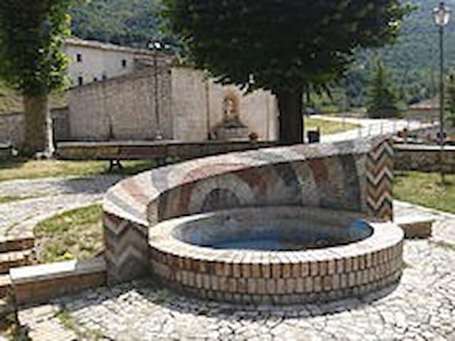 Casa Immersa nella tranquillità del Paese - Civita D'antino - Casa