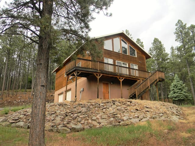 Relaxing Mountain Home - Angel Fire - Angel Fire - Cabane