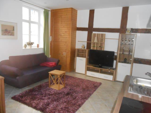 FW in Fachwerkhaus in der Altstadt - Brandenburg an der Havel - Appartement