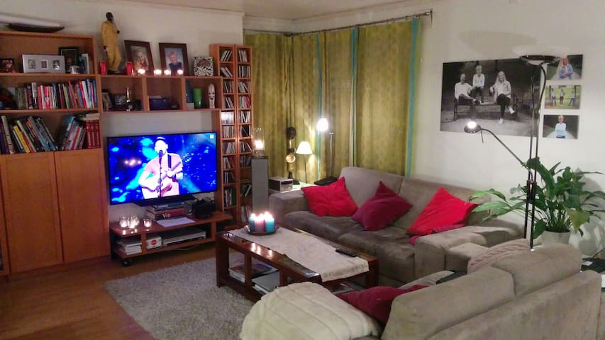 Attractive and private appartment - Bergen