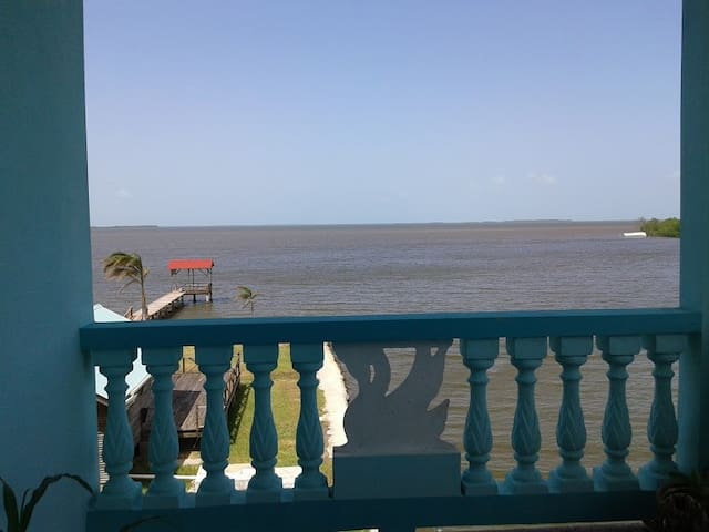 See Belize Caribbean Sea View 1-BR Vacation Studio - Belize City - Appartement