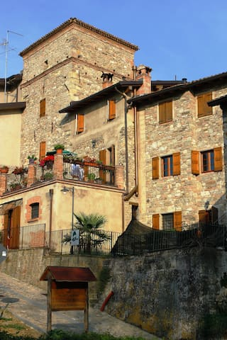 """Appartamento """"Nord"""" in agriturismo - Reggio Emilia"""