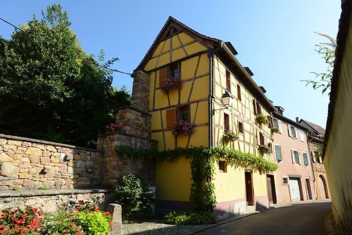 Maison de village à Turckheim - Turckheim - Rumah