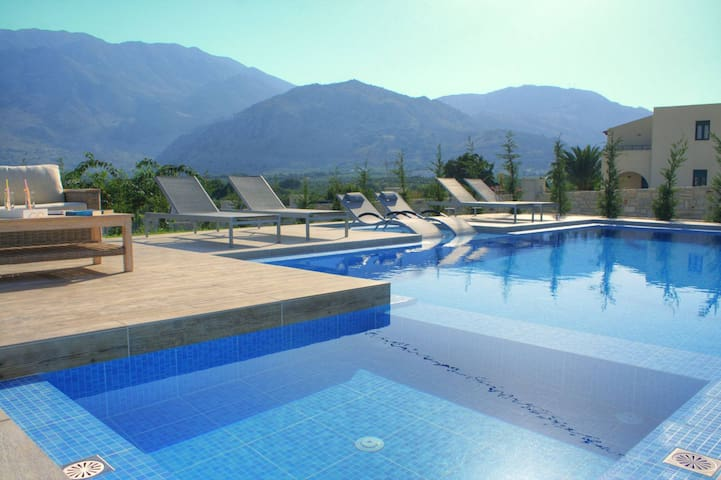Villa Georgioupoli Beach Haven - Asprouliani - Villa
