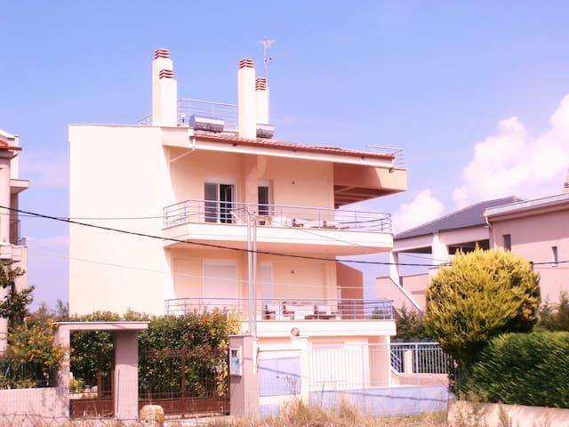 Dimitrios  Apartments - Kato Sotiritsa - Daire