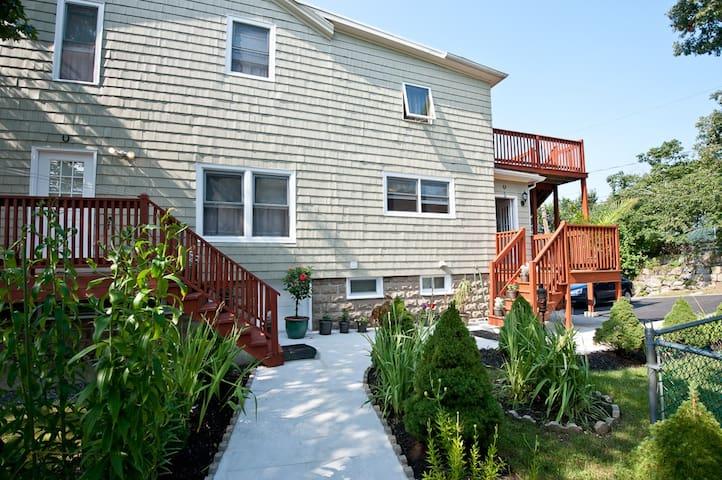 Beautiful Apartment 30 Minutes to Boston - Boston - Loft