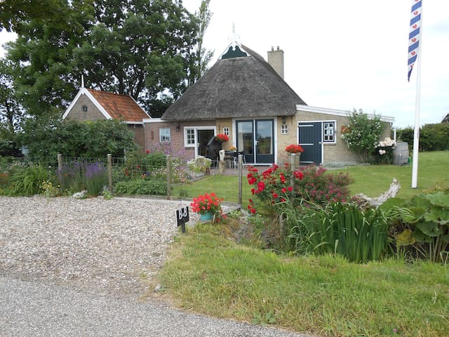 B&B aan de Waddenkust Friesland - Ternaard - Daire