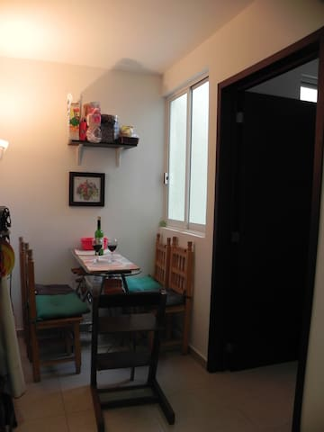 Cozy Department close to principal places and BUAP - Heroica Puebla de Zaragoza - Appartement