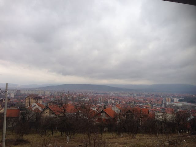 Nice appartment with a great view. - Niš - Leilighet