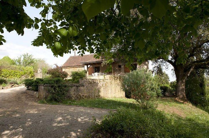 Le Chêne Centenaire - Calviac-en-Périgord - Talo