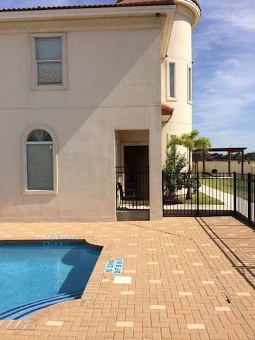 CONDOMINIUM WITH POOL, GREEN AREAS - McAllen