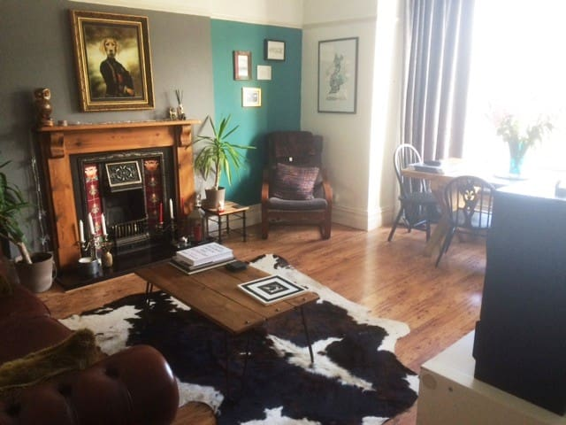 Boutique apartment close to Cardiff centre - Penarth - Apartemen