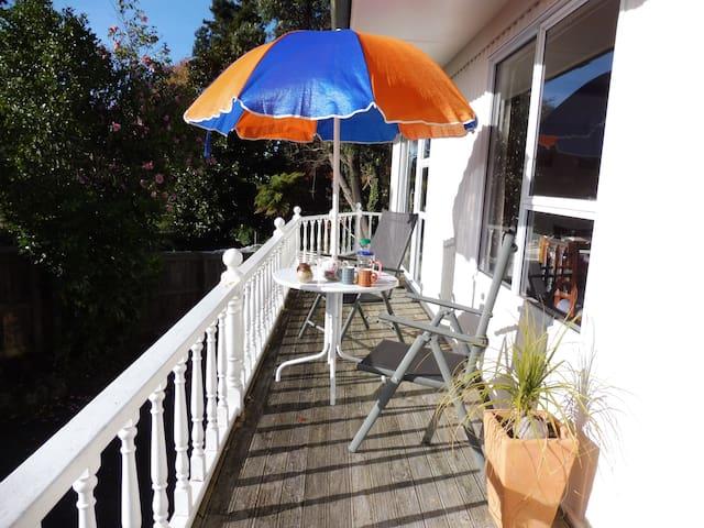 Comfortable & peaceful home: single - Rotorua