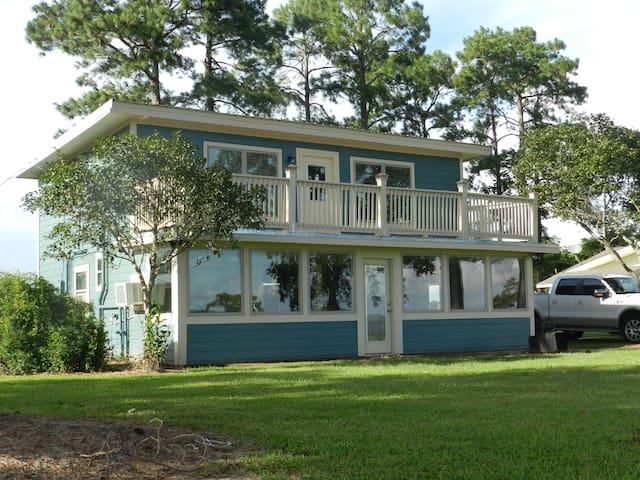 Lake House 3 bedroom/ 2 bath home. - Lake Arthur