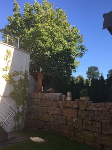 Ferienwohnung stadtnah und erholsam - Ravensburg - Apartamento
