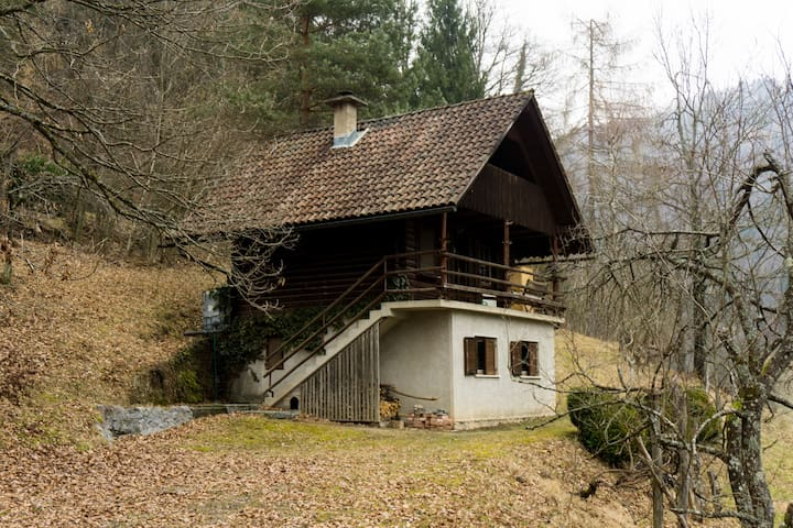 Small house in the on the countryside - Setnica - del