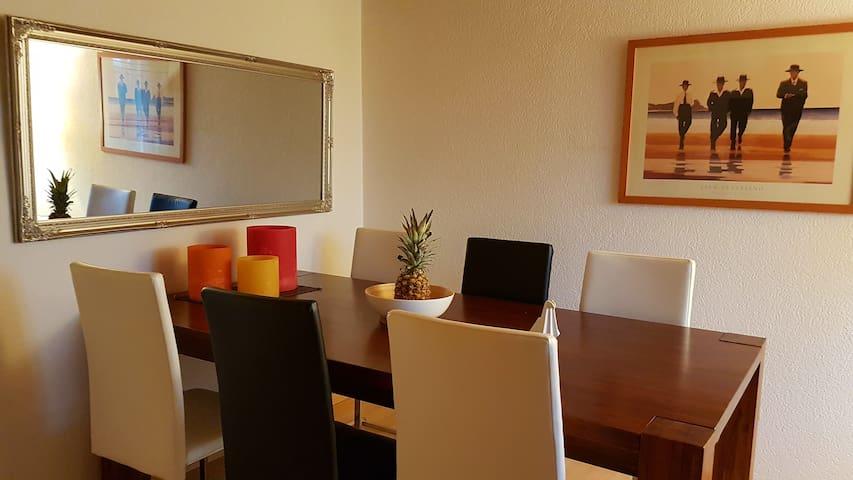 Schöne 3-Zimmer Wohnung mit Gartenhaus-Benutzung - Niederbipp - Apartmen