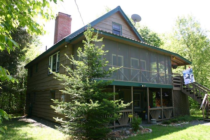 Loons' Nest - Loon Lake - Huis