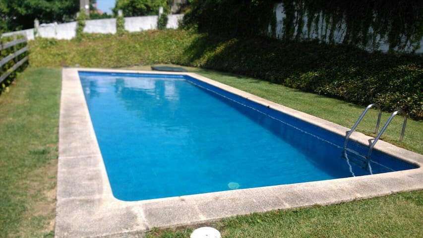 Apartamento con piscina - La Coruña, España - Apartamento