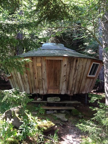 Rustic Yurt - Tagdumbash - Circleville - Yurt
